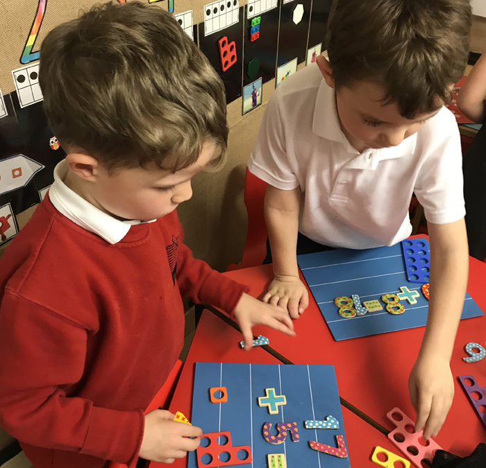 Specialist Knowledge for Teaching Mathematics in Early Years
