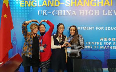 England/China Maths Teacher Exchange