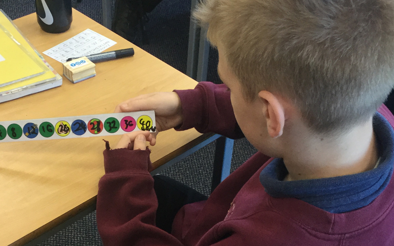Enhancing Subject Knowledge for Teaching Primary Mathematics