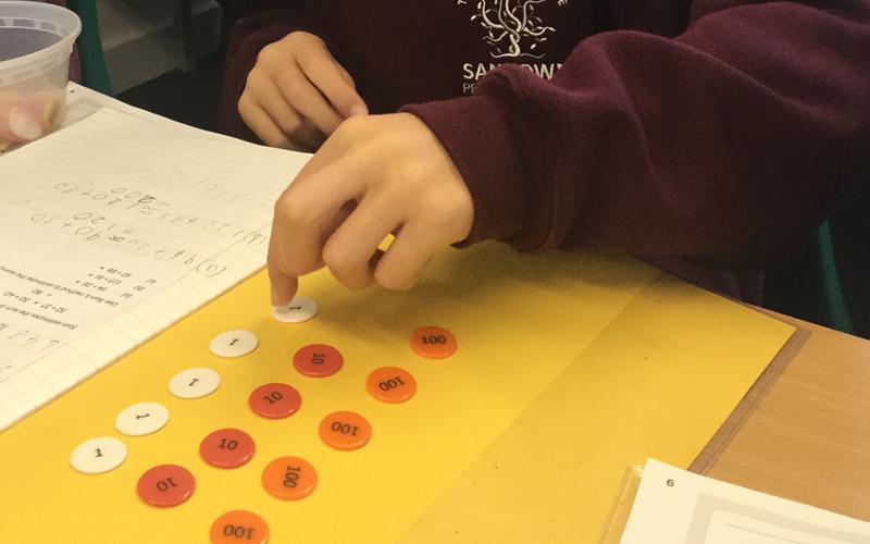 Helping SEN Students Access Maths