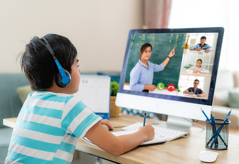 WEBINAR: Teaching Primary Maths Remotely